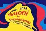 Open day 14 ottobre · 1968-2018 Suoni in movimento