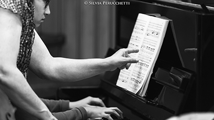 Insegnamento - foto Silvia Perucchetti