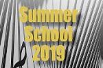 I corsi della Summer School 2019: l