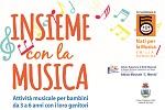 Insieme con la Musica - laboratorio musicale per bambini e genitori