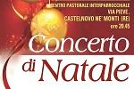 Concerto di Natale a Castelnovo ne